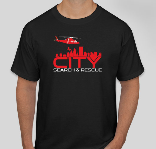 Lookout For Those Looking Out For You ! Fundraiser - unisex shirt design - front