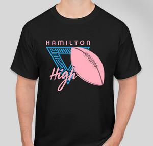 Hamilton High Football