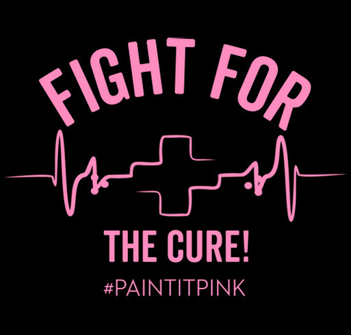 Marlboro First Aid Squad's Breast Cancer Awareness T-Shirt Fundraiser! shirt design - zoomed