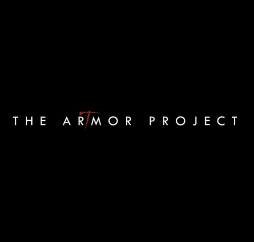 The ArTmor Project 2 Launch Fundraiser shirt design - zoomed