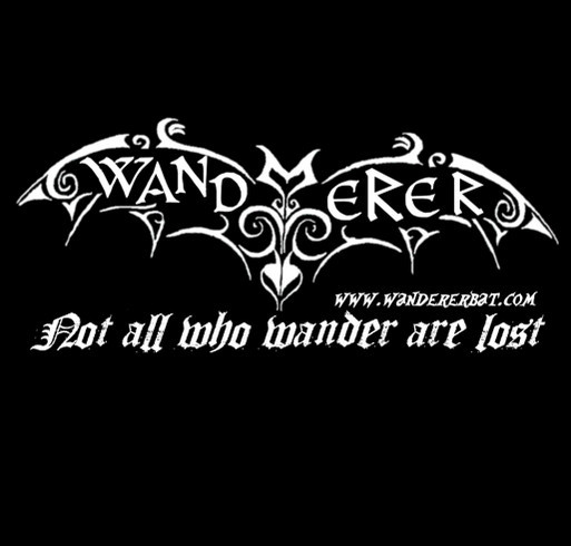 Wanderer Spiritual Center shirt design - zoomed