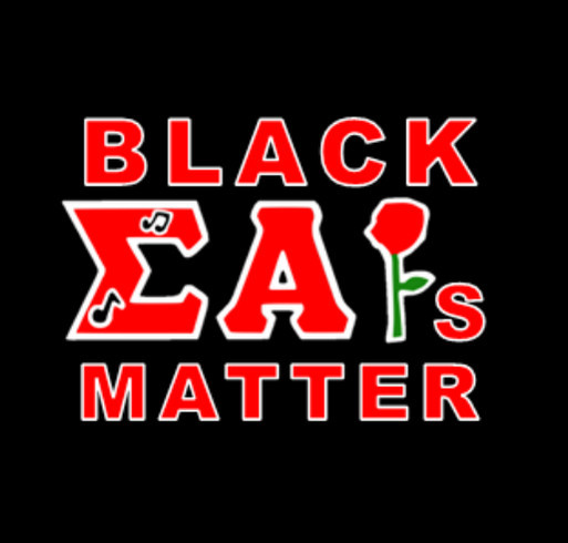 Sigma Alpha Iota HBCU Chapter Convention Grant shirt design - zoomed