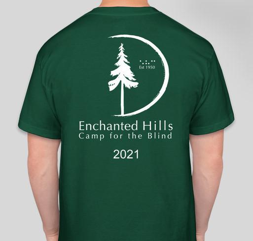 EHC Summer Concert Series and Fundraiser Fundraiser - unisex shirt design - back