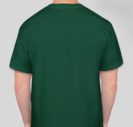The Farm at Walnut Creek, Hamilton Va- Historic Barn Restoration Project Fundraiser - unisex shirt design - back