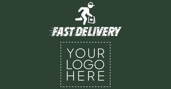delivery restaurant logo