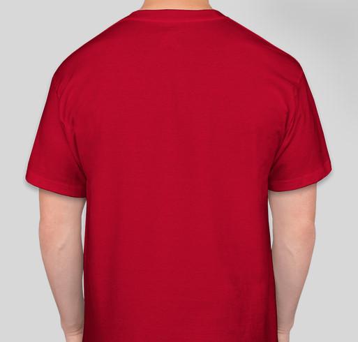 SMB TOGAther Holiday Shirts Fundraiser - unisex shirt design - back