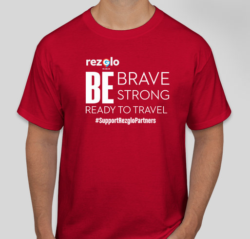 Helping our Partners is one way of supporting small businesses. Fundraiser - unisex shirt design - front