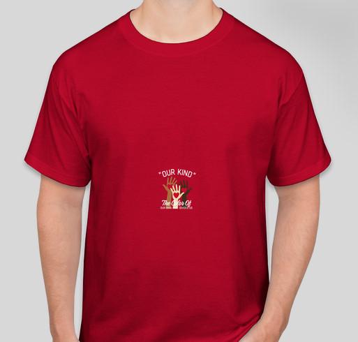 """Our Kind"" Short Film Fundraiser - unisex shirt design - front"