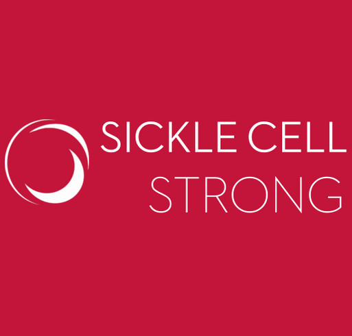 Sickle Cell Strong shirt design - zoomed
