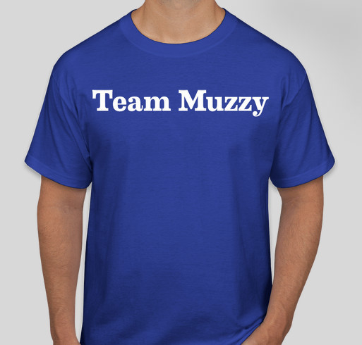 Supporting Sgt. Cory Muzzy Fundraiser - unisex shirt design - front