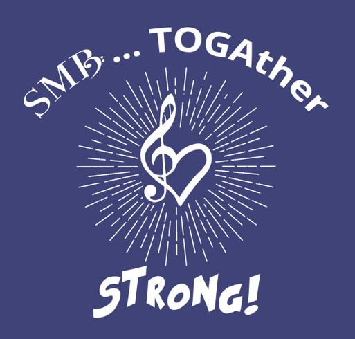 SMB TOGAther Holiday Shirts shirt design - zoomed