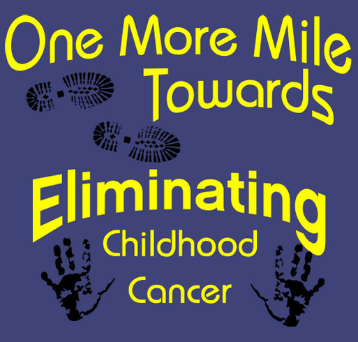 Team Stehlings Million Mile! shirt design - zoomed