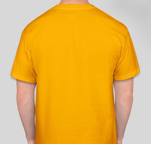 We Love Anna Rose 2014 Fundraiser - unisex shirt design - back
