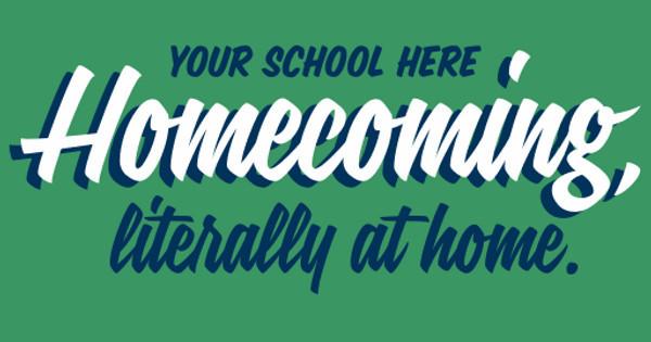 homecoming at home