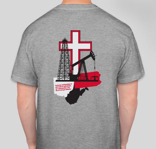 Pittsburgh OCI Helping Humble Heroes Foundation Fundraiser - unisex shirt design - back