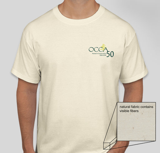 50th Anniversary Shirt Fundraiser Fundraiser - unisex shirt design - front