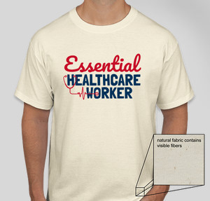 essential healthcare worker