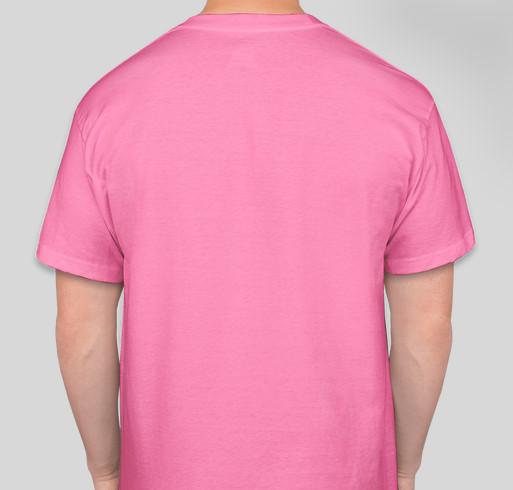 Have a Mockingcast Christmas! Fundraiser - unisex shirt design - back