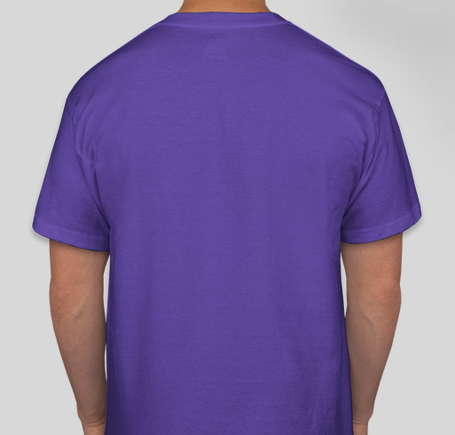 Orlando Strong TShirt Fundraiser - unisex shirt design - back