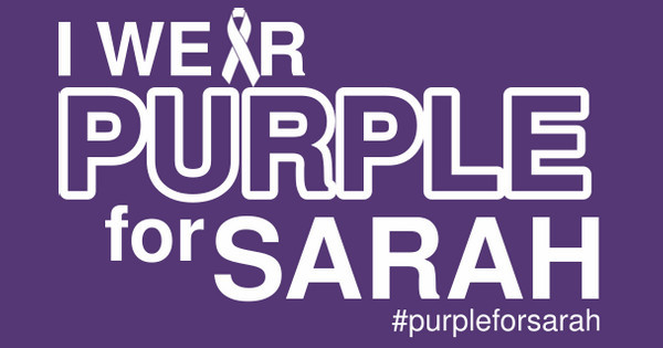 I Wear Purple For
