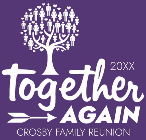 Family Reunion T-shirts - Create Custom Family Shirts Online