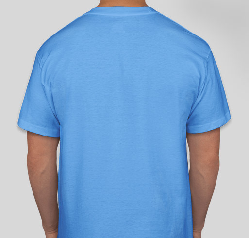 Hatboro Rotary T-shirt Fundraiser - We're all in this together. Fundraiser - unisex shirt design - back