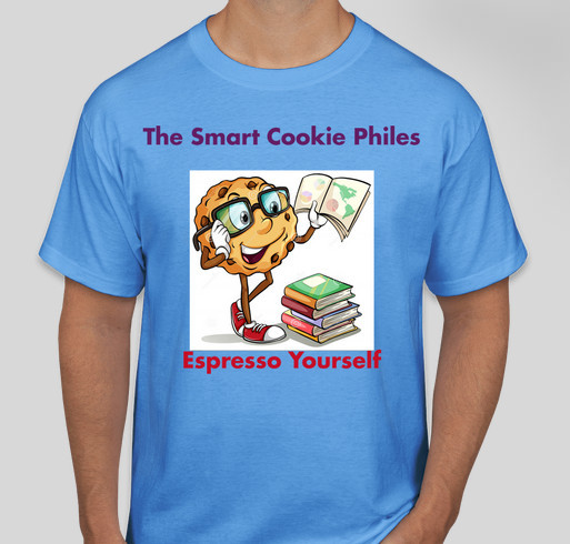 The Smart Cookie Philes Holiday Fundraiser Fundraiser - unisex shirt design - front