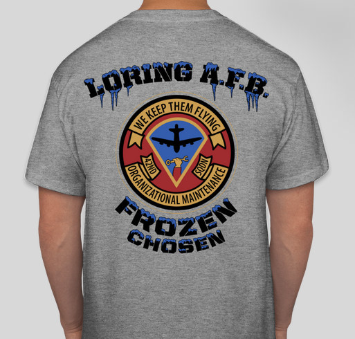 LAFB Maintainers Fundraiser - unisex shirt design - front