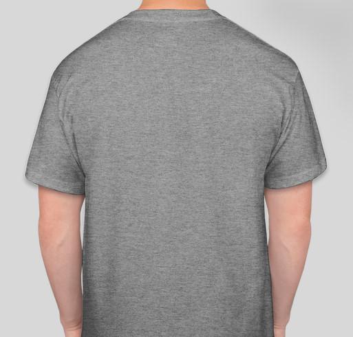 The Jubilee School T-Shirts Fundraiser - unisex shirt design - back