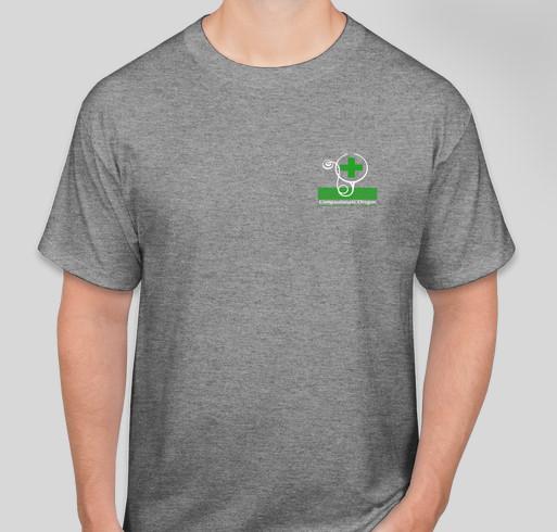 2020 Legalization Tour shirts are here Fundraiser - unisex shirt design - front
