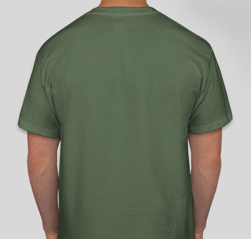 Officials, 'Acting Under Color of Law' Fundraiser - unisex shirt design - back
