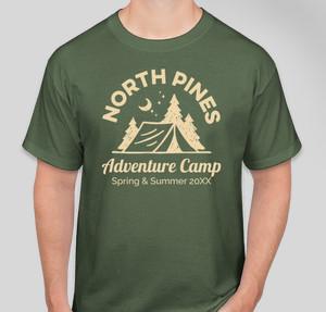 North Pines adventure camp