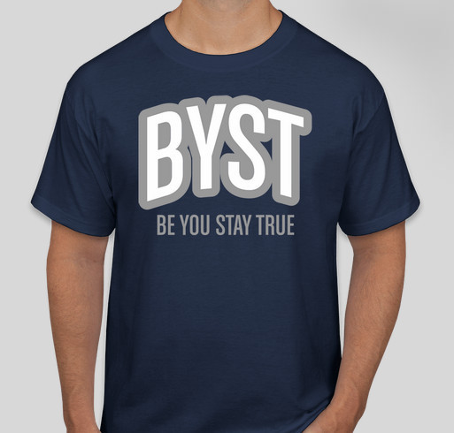 Be You Stay True Program's 5th Annual Basketball Camp Fundraiser - unisex shirt design - front