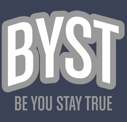Be You Stay True Program's 5th Annual Basketball Camp shirt design - zoomed