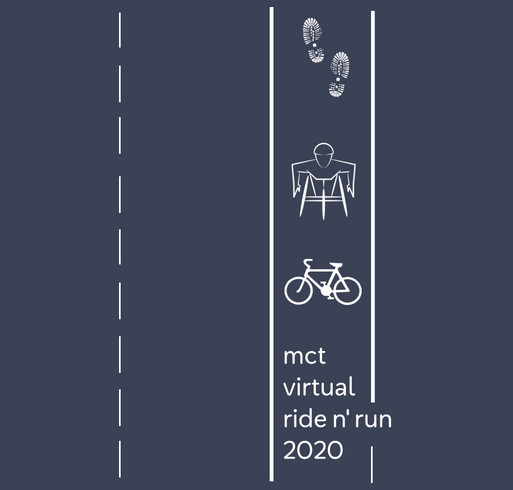 MCT Virtual Ride n' Run 2020 shirt design - zoomed
