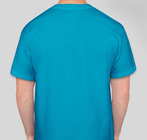 Have a Jessie Week 2020 Fundraiser - unisex shirt design - back