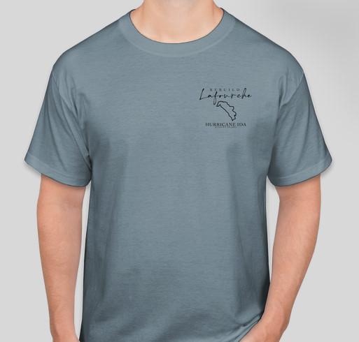 Rebuild Bayou Lafourche Fundraiser - unisex shirt design - front