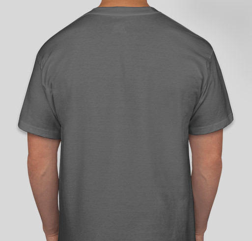 Reading takes you Places Fundraiser - unisex shirt design - back