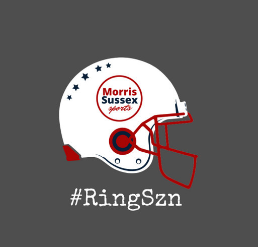Official Morris Sussex Sports #RingSzn T-Shirt shirt design - zoomed