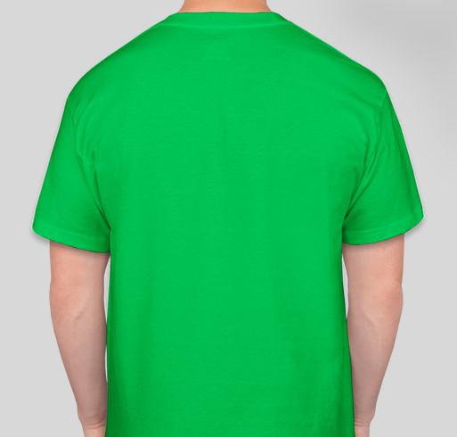 Minor Wisdom Fundraiser - unisex shirt design - back