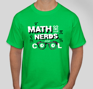 Math Nerds are Cool