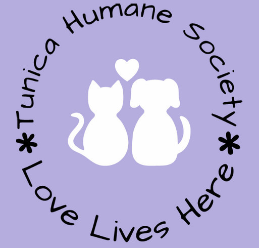 Tunica Humane Society's Puttin' on the Dog! It's a Family Affair! shirt design - zoomed