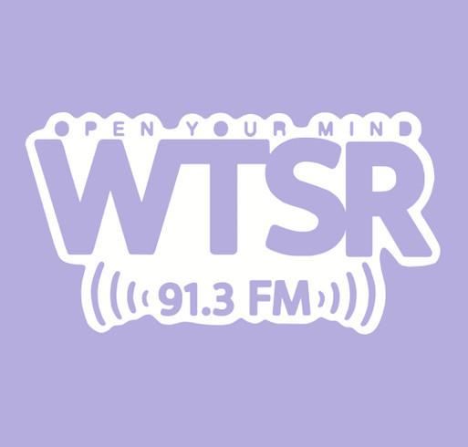 WTSR Spring 2021 T-Shirt Fundraiser shirt design - zoomed