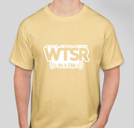 WTSR Spring 2021 T-Shirt Fundraiser Fundraiser - unisex shirt design - front