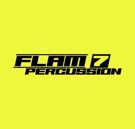 Flam 7 Shirts Part 2! shirt design - zoomed