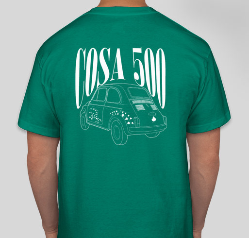 2015 cosa car fundraiser custom ink fundraising for T shirt fundraiser site