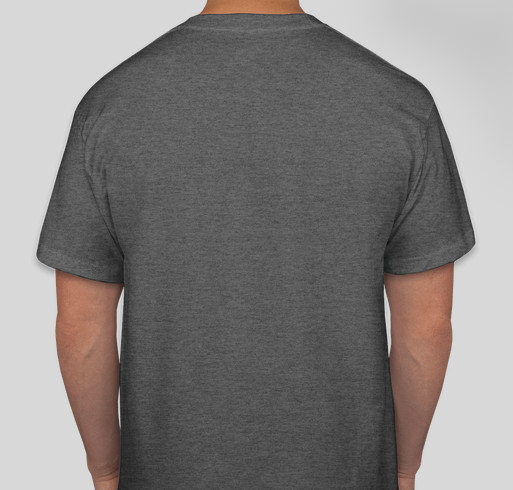 #TeachWrite WRITER T-Shirt Fundraiser to Benefit Feeding America Fundraiser - unisex shirt design - back