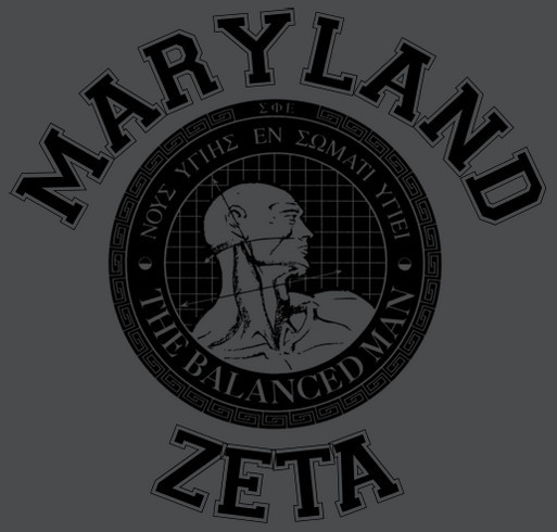 SigEp Maryland Zeta Balanced Man shirt design - zoomed