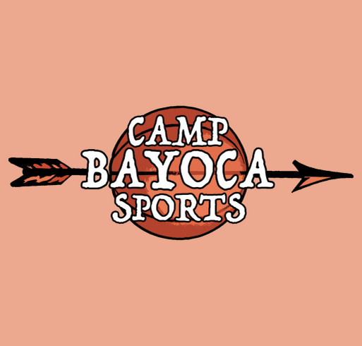 Camp Ba Yo Ca - Building a New Basketball Court shirt design - zoomed