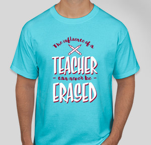 teachers can not be erased